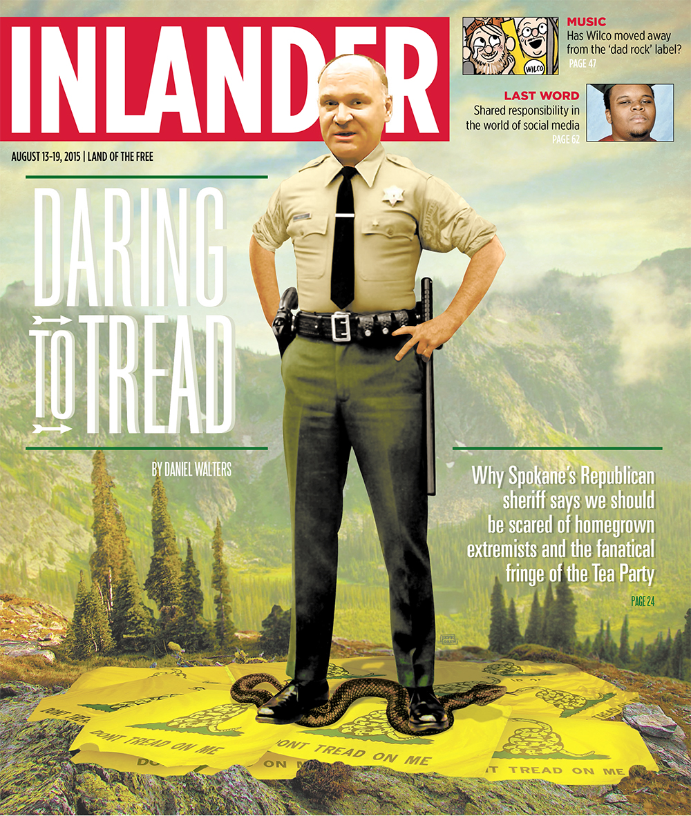 Documents Prove Spokane County Sheriff Ozzie Knezovich Runs His Own Oversight Board
