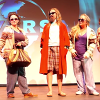 VIDEO: <i>The Big Lebowski</i> night at the Bing