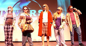 VIDEO: The Big Lebowski night at the Bing